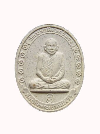 dogma: Thai Buddhist amulet