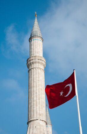 Torre de Santa Sofia Estambul  Stock Photo