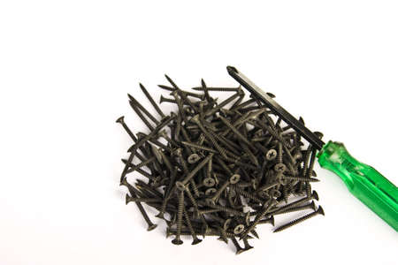 black screws materials for worker