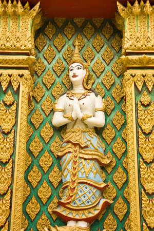 statue idol in Thai style