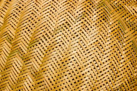 bamboo basketry