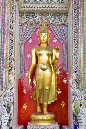 stand Butddha image