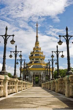 gold castle under blue sky