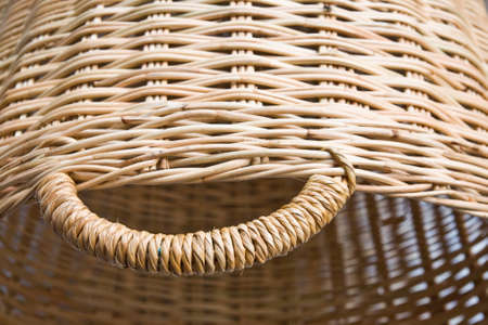 rattan basketry