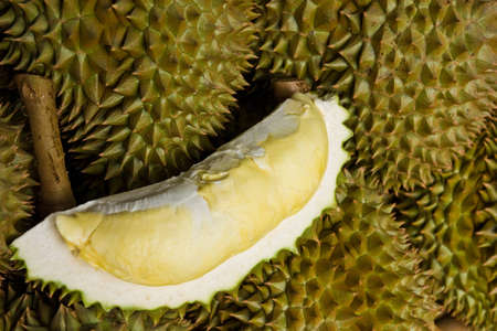 agriculturalist: durian king of Thai fruit