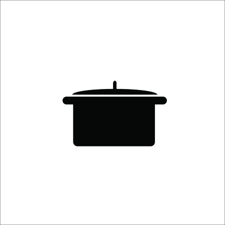 Pan icon. Vector Illustration