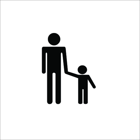 man and son icon