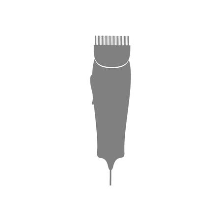 Shaving machine icon Stock Illustratie