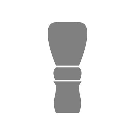 Face brush icon