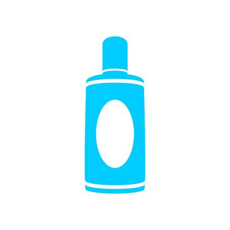 Bottle icon. Vector Illustration Stock Vector - 102089265