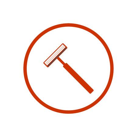 shaving machine icon