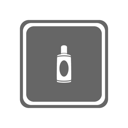 Bottle icon. Vector Illustration. EPS 10