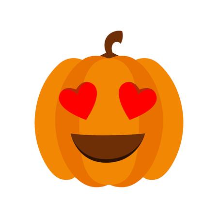 Haloween smile icon