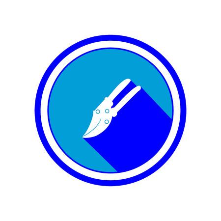 Potatore, icon., Vettore, illustrazione