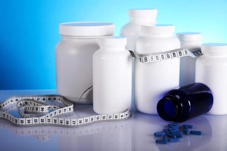 supplements of diet photo