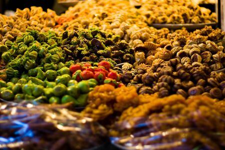 comfit: sweets of Morocco