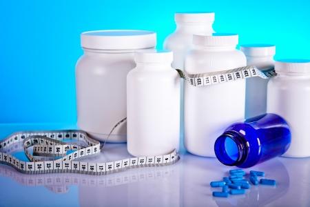 supplementen van het dieet