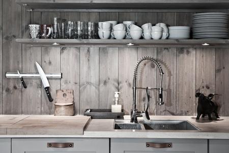 kitchen appliances Standard-Bild