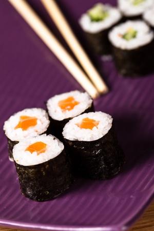 makki: sushi makki