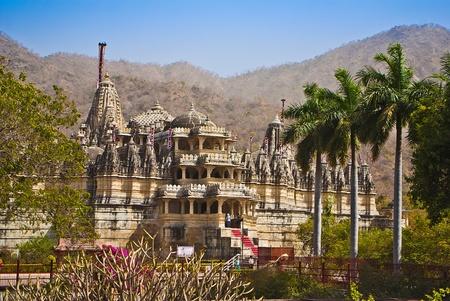 Ranakpur Jain Temple  Stock Photo