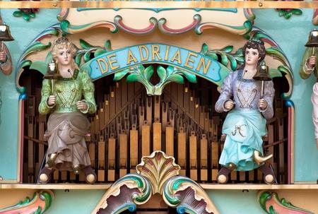 Barrel organs  Stock Photo - 13530895