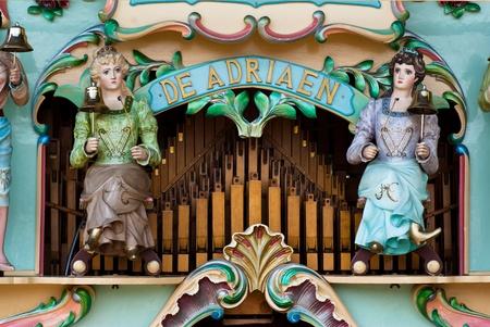 repertoire: Barrel organs