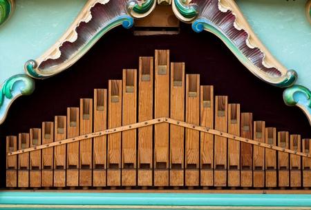 repertoire: Draaiorgels