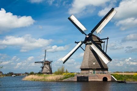 Kinderdjik in Nederland