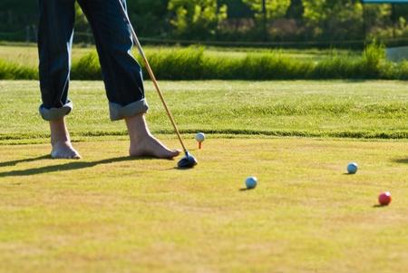 golf lesson photo
