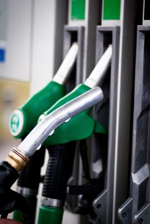 Fuel pump  免版税图像