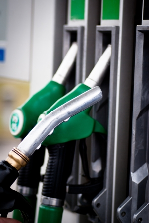 Fuel pump  Standard-Bild