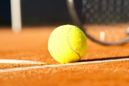 tennis ball 免版税图像