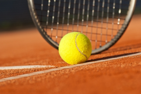 tennis abstract Stock Photo - 14459274