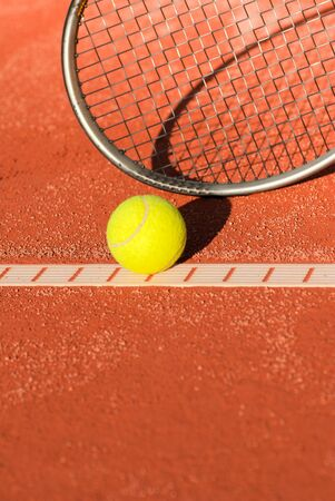 tennis abstract photo