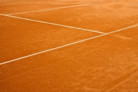 tennis court Stock Photo - 14494605
