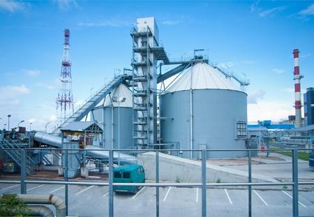 industrial landscape: paesaggio industriale