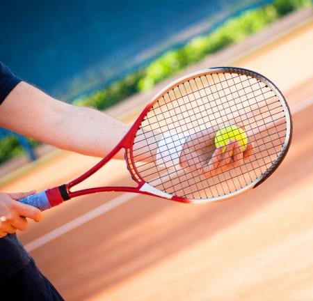 tennis stadium: tennis