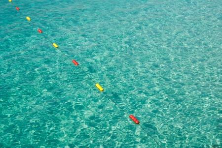 azure sea water Stock Photo - 15479282