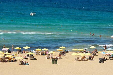 azure coast: azure coast in Malta