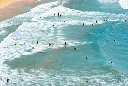 sun bathing: sun bathing in malta