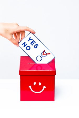 voting Stock Photo - 15704768