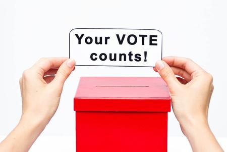 election Stock Photo - 15704692