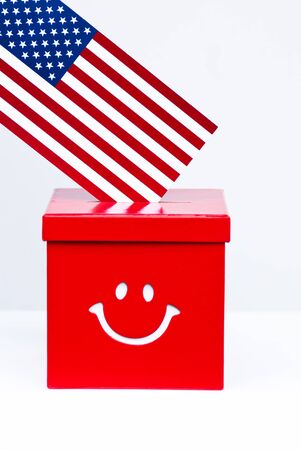 presidential election in America Stock Photo - 15744594