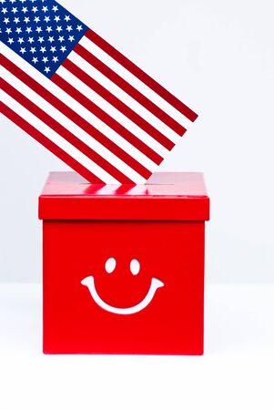 hustings: presidential election in America