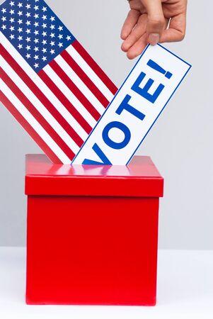 plebiscite: presidential election in United States