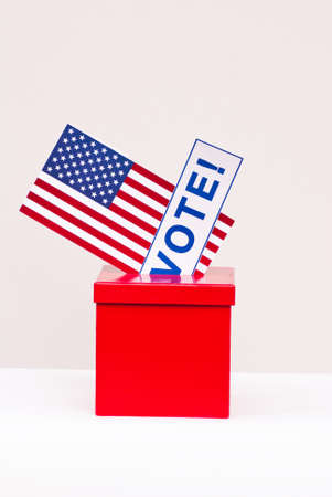 hustings: presidential election in USA