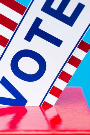 hustings: presidential election
