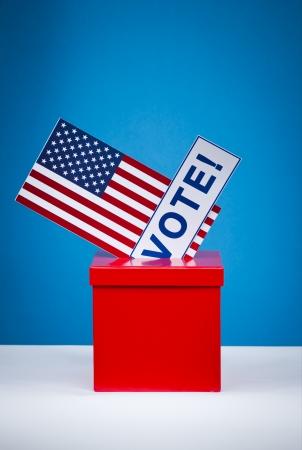 plebiscite: presidential election in USA