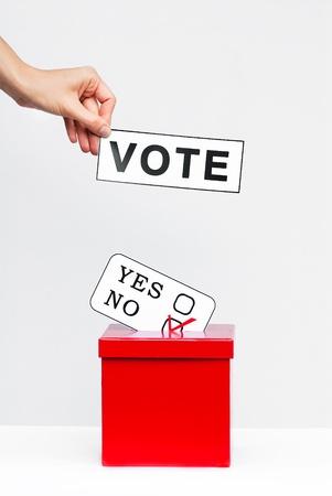 hustings: l election