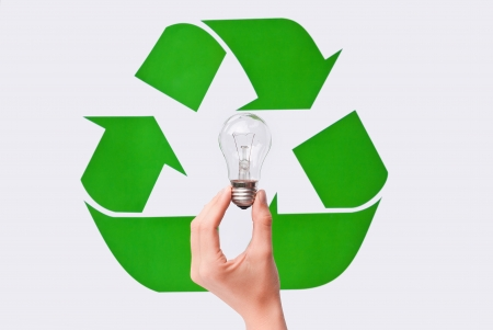 energy saving and recycling photo